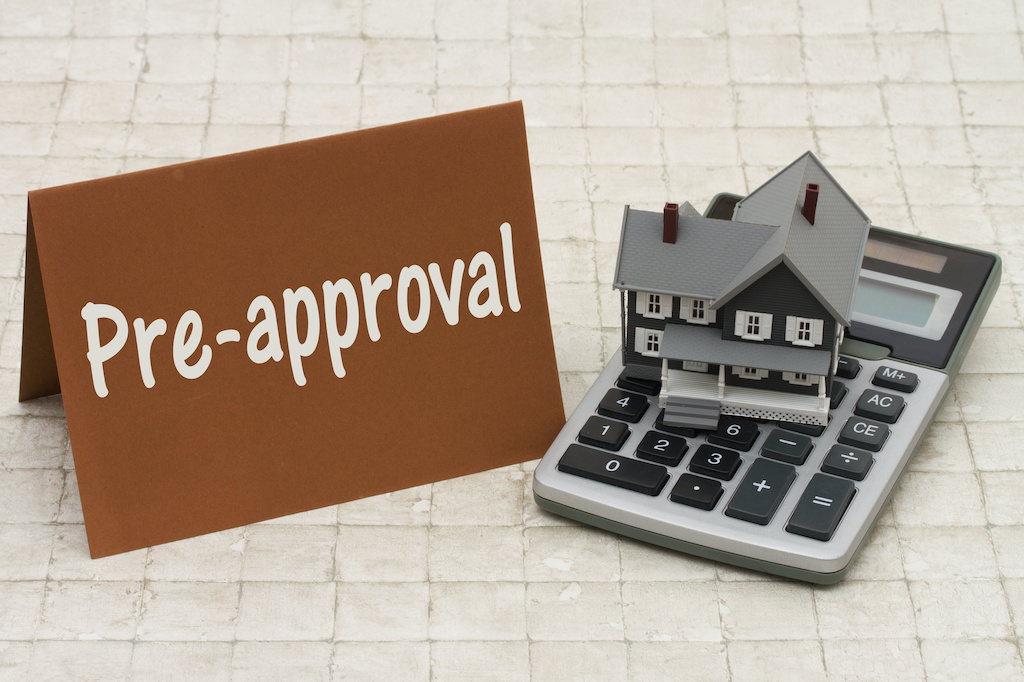 Home Mortgage Pre-approval